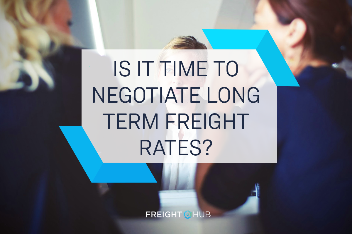 how to get freight business